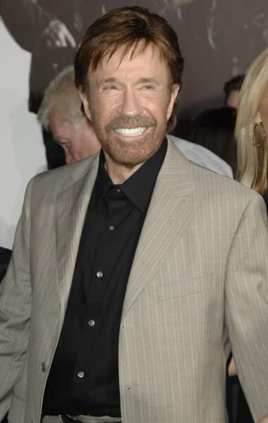 Chuck Norris (10 mars 1940)