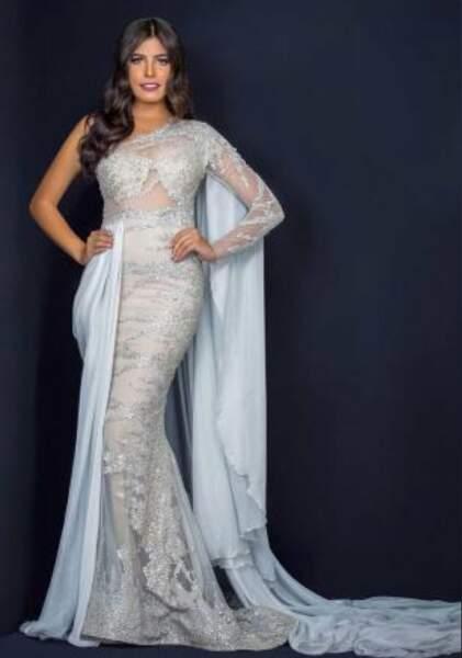 Miss Egypte, Nadeen ELSAYED