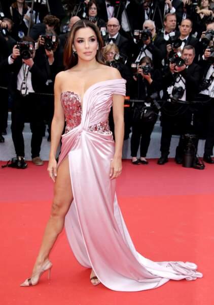 La sublime Eva Longoria, égérie L'Oréal