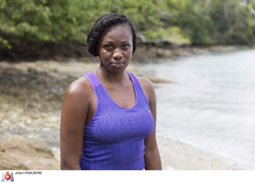 Dans la vie, Maryse est médecin urgentiste (31 ans)