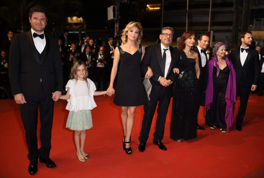 De Jasmine Trinca à Stefano Accorsi, l'Italie s'est invitée au Festival de Cannes