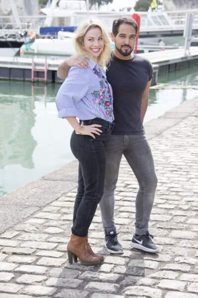 Maud Baecker et Samy Gharbi, un duo pétillant