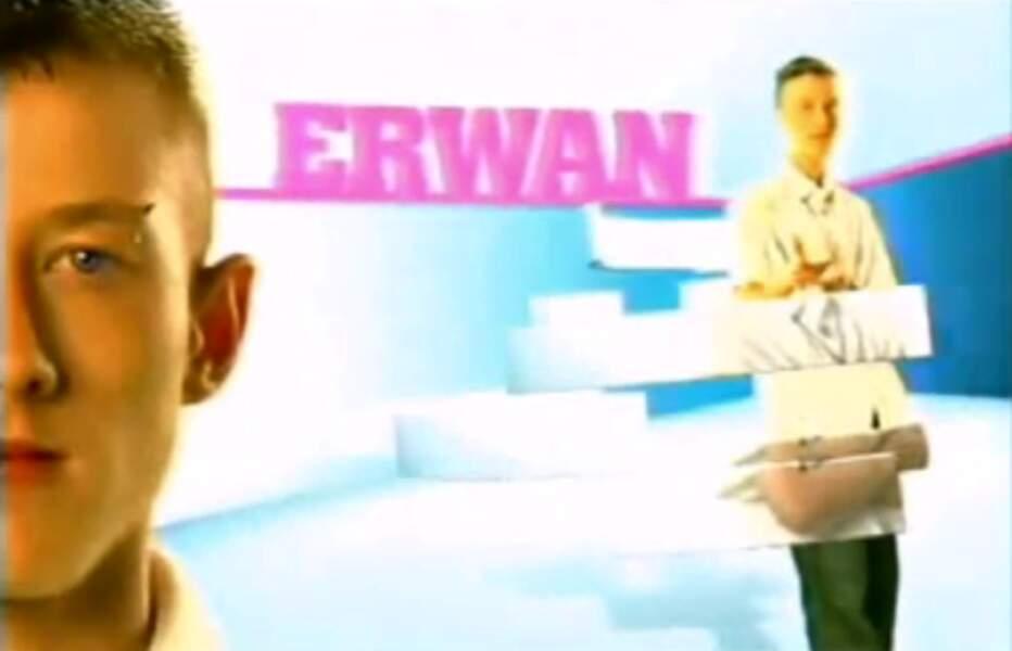 """Erwan (Saison 1). Son secret : """"J'ai décidé de changer de sexe"""""""