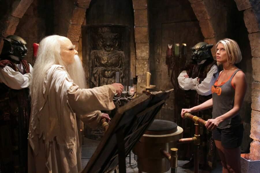 Le Père Fouras proposera ses fameuses devinettes pour Fort boyard, spécial Halloween