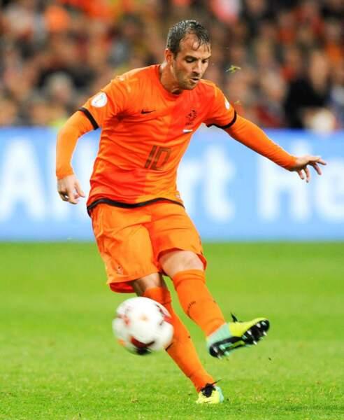 Rafael van der Vaart (Pays-Bas)