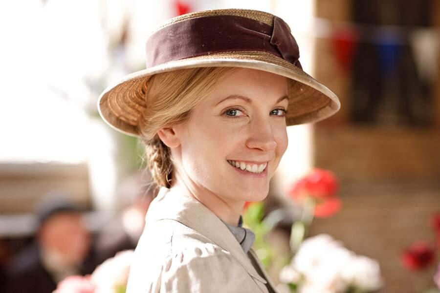 Puis elle a décroché un rôle dans Downton Abbey.
