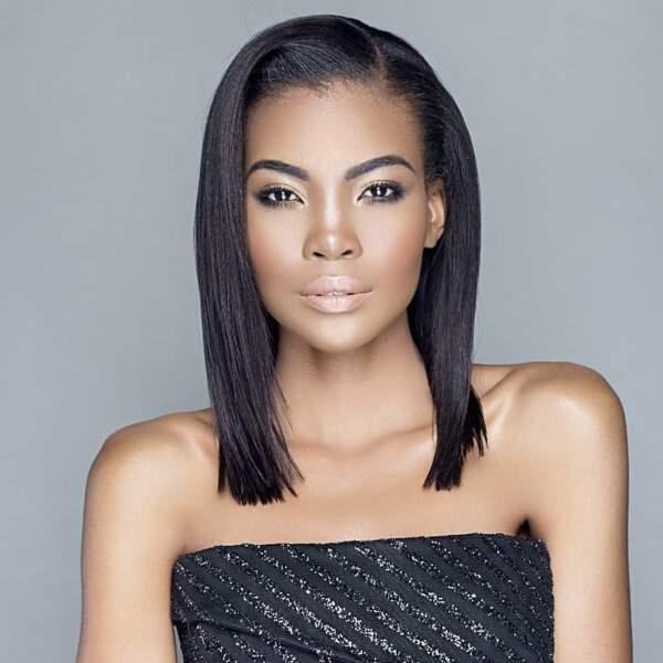 Miss Afrique du sud : Thulisa Keyi