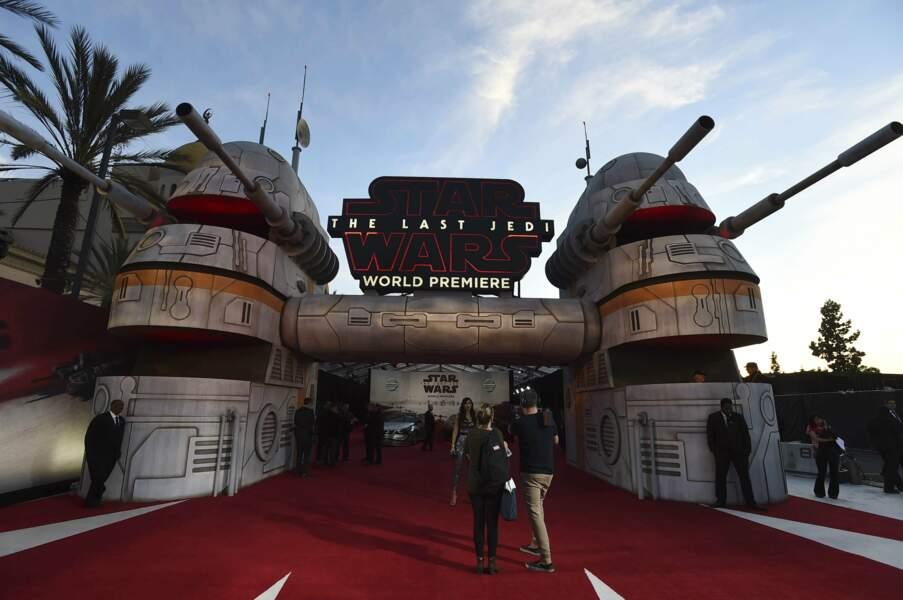 Star Wars : les derniers Jedi (en salles françaises le 13 décembre) !!