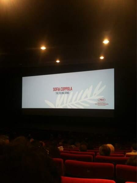 La projo du jour : The Bling Ring de Sofia Coppola