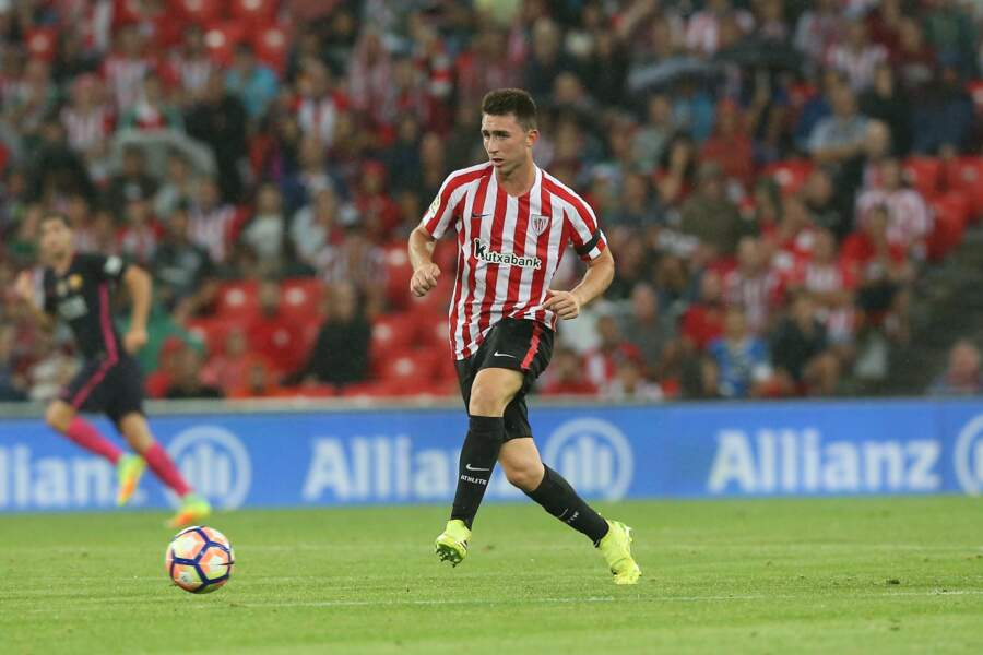 Si Aymeric Laporte évolue à l'Athletic Bilbao, il se pourrait aussi qu'il porte le maillot de la Roja à l'avenir...
