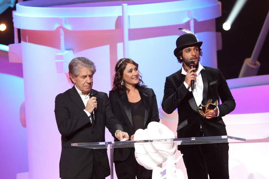 En 2010 le voila avec Yodelice et Daniela Lumbroso aux 25èmes Victoires de la Musique en 2010