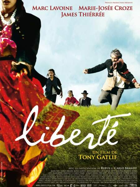 Liberté, film dramatique de Tony Gatlif (2010).