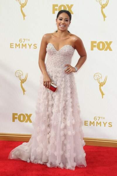 Gina Rodriguez alias Jane the virgin