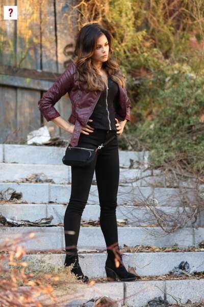 Jenna Dewan en Teresa Morrison, saison 2