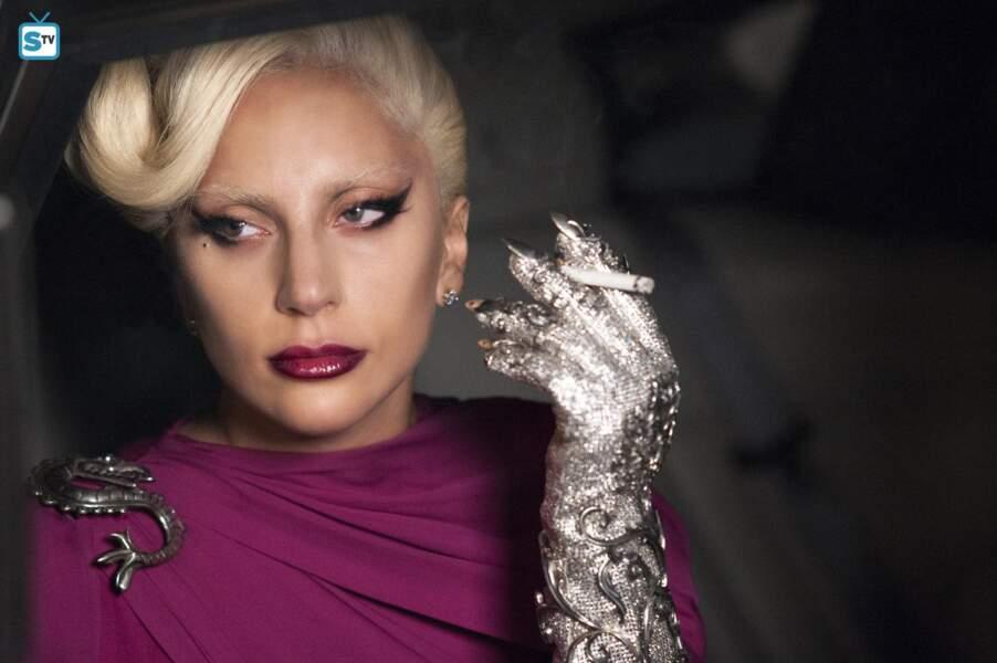 Lady Gaga, La Comtesse dans Hotel