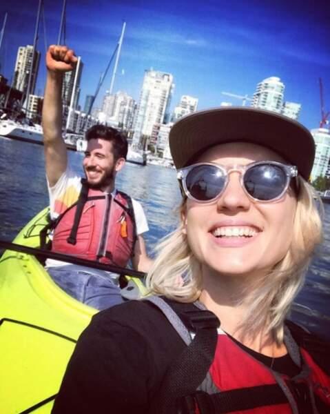 Natoo et Kemar sont trop contents d'être au Canada.