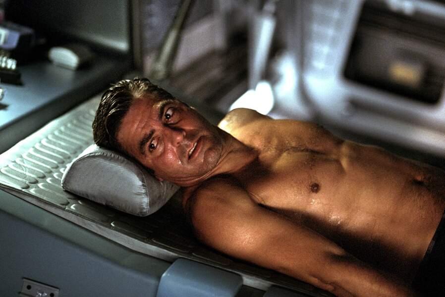 George Clooney, ici dans Solaris