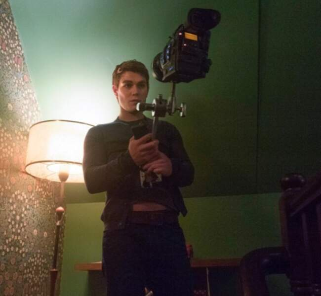 Archie se fait un selfie