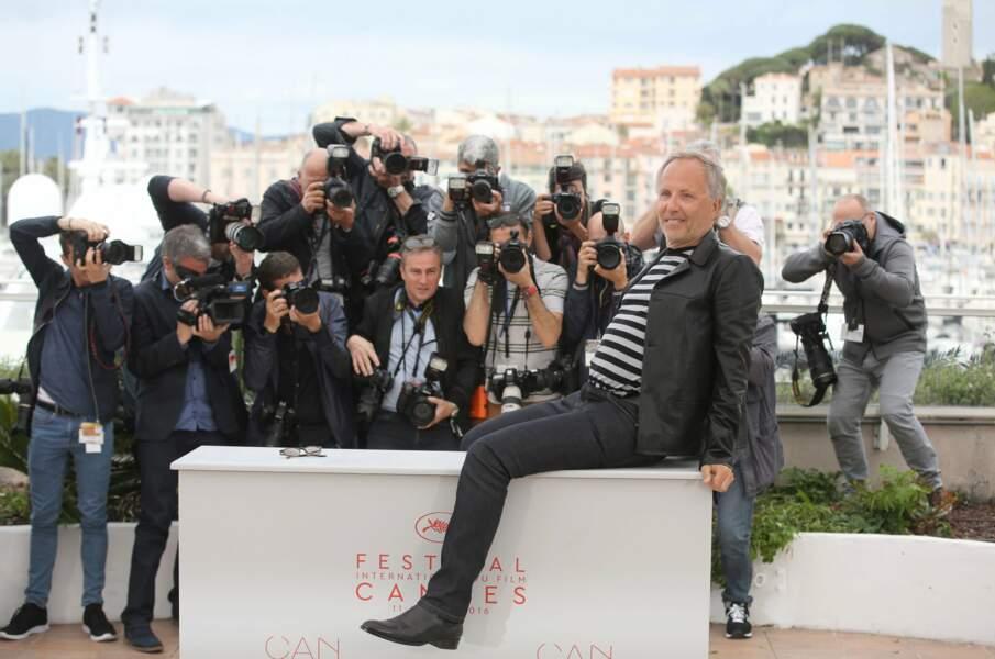 Et comme à son habitude, l'acteur n'a pas manqué de faire le show... Mais enfin Fabrice ?