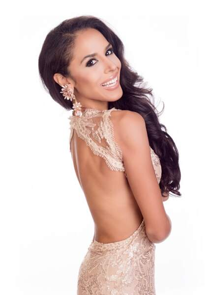 Brittany Bell, Miss Guam 2014