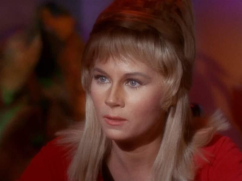 Grace Lee Whitney, assistante du capitaine Kirk dans Star Trek, est morte à l'âge de 85 ans.