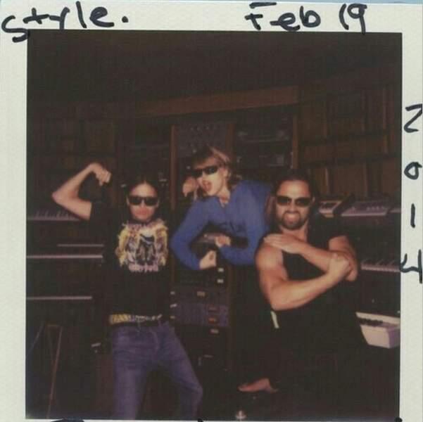 Taylor Swift est-elle nostalgique de l'enregistrement de son album, 1989 ?