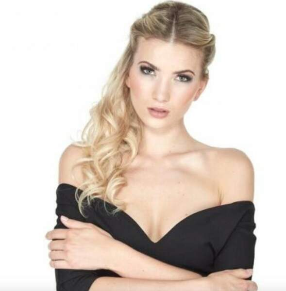 Miss Autriche, Dragana STANKOVIC