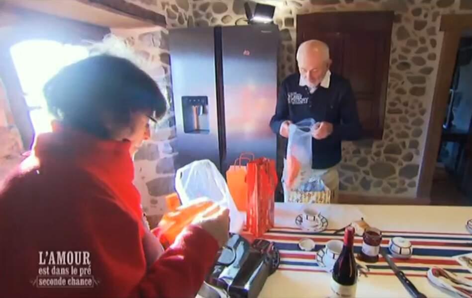 Chez Jeanne, la bouteille de vin côtoie le pot de confiture