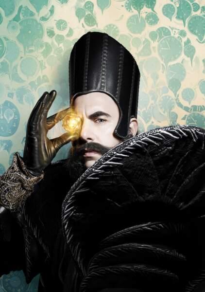 Alice de l'autre côté du miroir (01/06) : Sacha Baron Cohen incarne le mystérieux Time