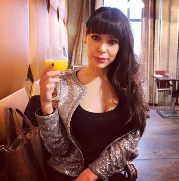 Nouvelle coupe de cheveux, nouvelle carrière (actrice), elle s'est embellie !