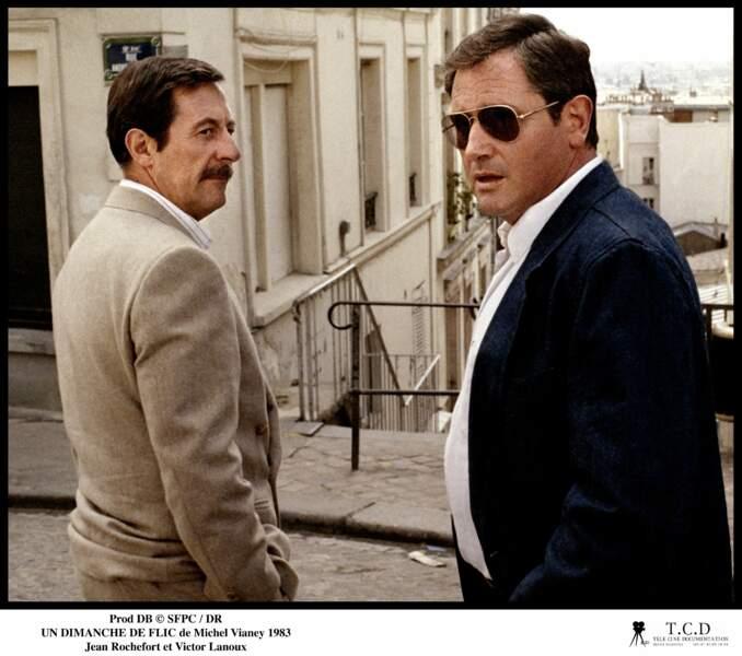 Dans Un Dimanche de flic avec Jean Rochefort (1973)