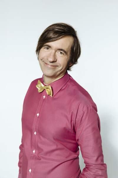 Thierry Samitier, candidat de Danse avec les Stars 6