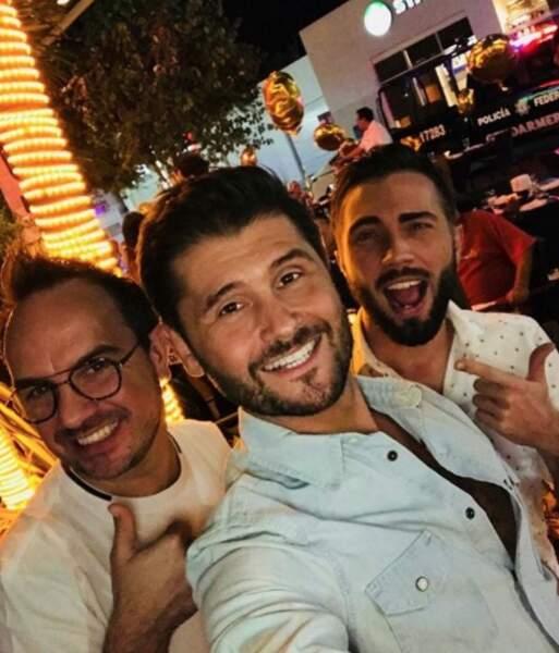 Une soirée inoubliable, dans les rues très animées de Solidaridad, près de Cancun !