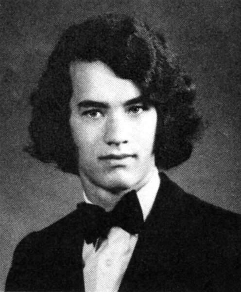 Tom Hanks en 1974