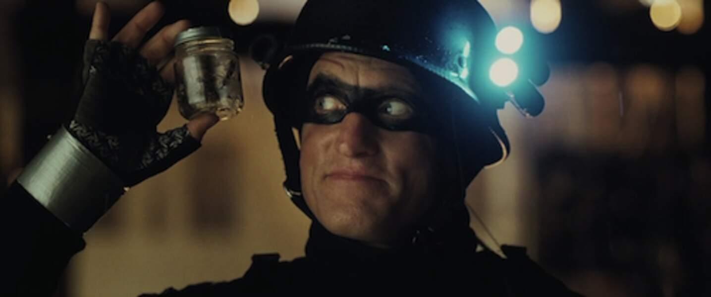 2009 - Defendor   Le super-héros qui attaque avec des moustiques.