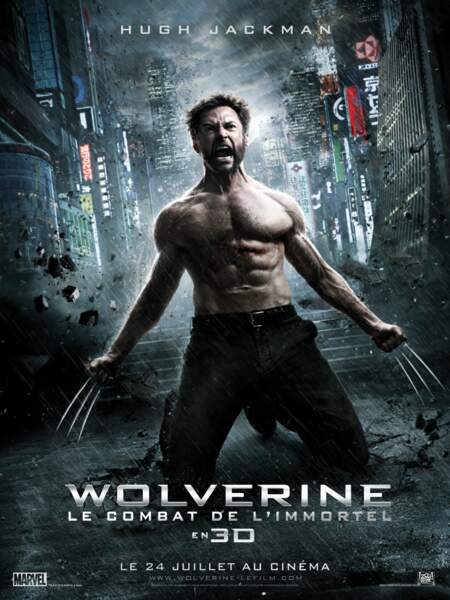 Wolverine version originale...