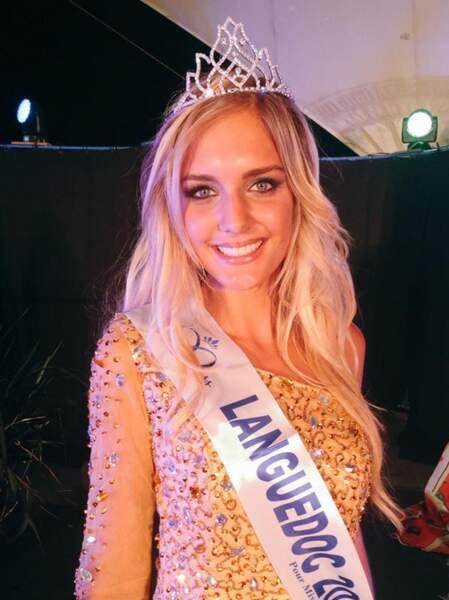 On vous présente Lena Stachurski, Miss Languedoc 2015