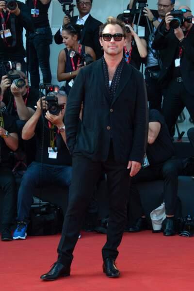 Jude Law, sur la Mostra pour The New Pope
