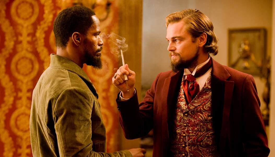 Avec son casting de rêve, Django Unchained enregistre 4,30 millions de spectateurs