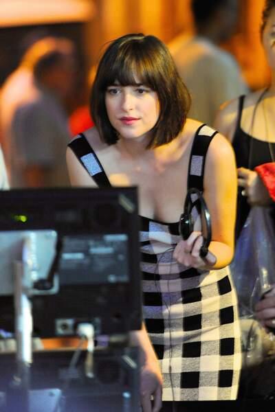 Tiens voilà l'héroïne de 50 Nuances de Grey : Dakota Johnson
