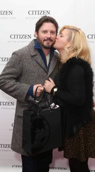 Idem pour la deuxième grossesse de la chanteuse Kelly Clarkson et son époux Brandon Blackstock !