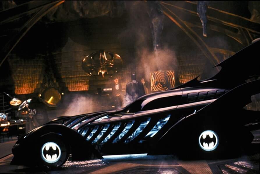 La version de Batman Forever par Joel Schumacher