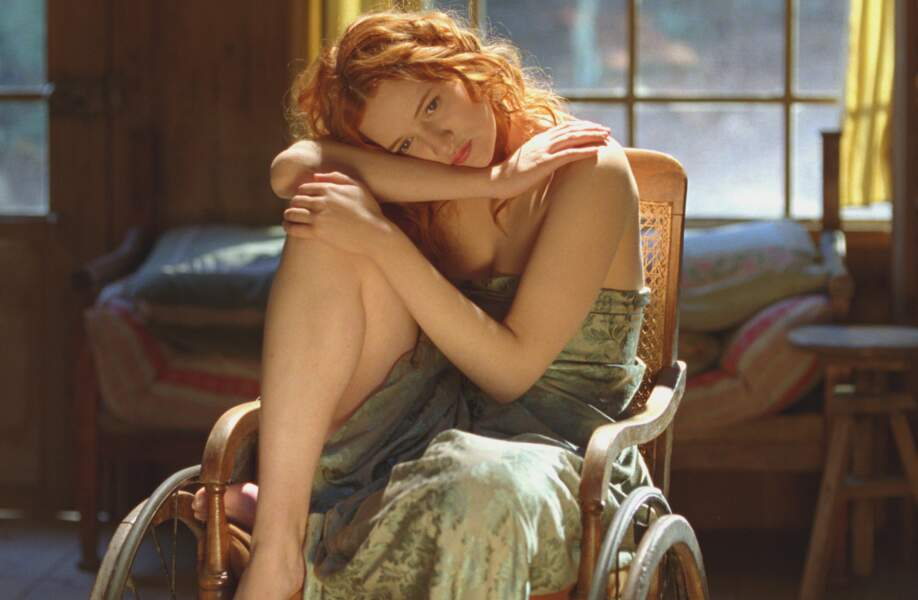 Dans Renoir, elle joue les modèles pour le célèbre peintre français