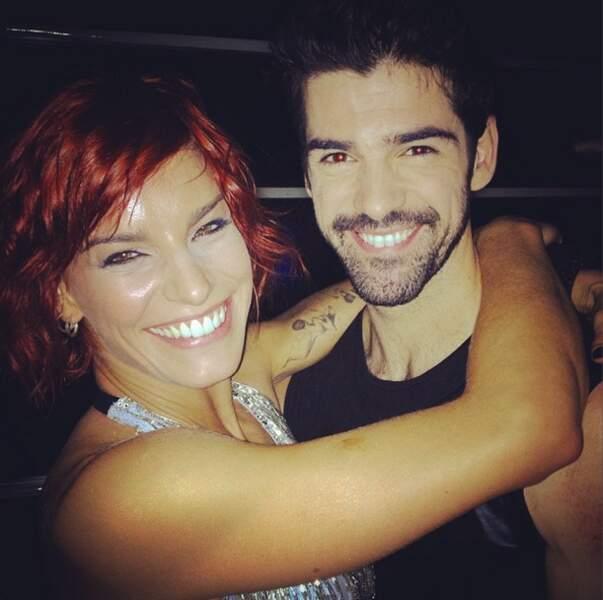 Et sinon du côté de Danse avec les stars ? Miguel et Fauve ont le sourire !