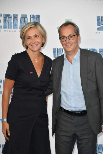 Valerie Pecresse et son mari Jérôme : quand la politique se paye une toile