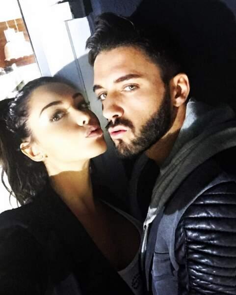 Nabilla et Thomas s'affichent encore sur Instagram.