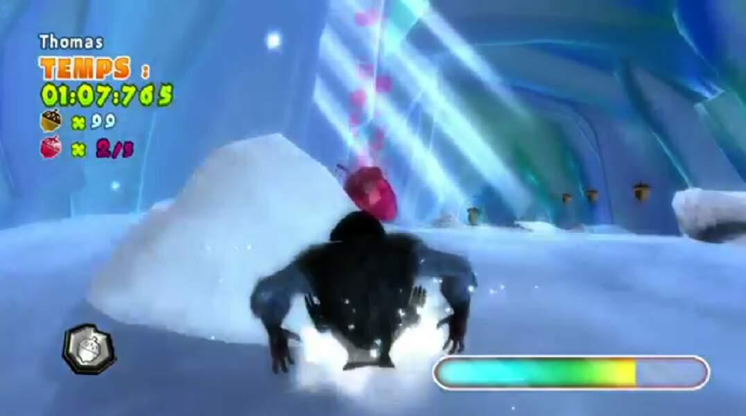 2012 - L'âge de glace 4 : La Dérive des Continents - Jeux de l'Arctique (PC, PlayStation 3 et Xbox 360)
