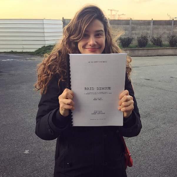 Sur le tournage de Raid Dingue, la prochaine comédie de et avec Dany Boon
