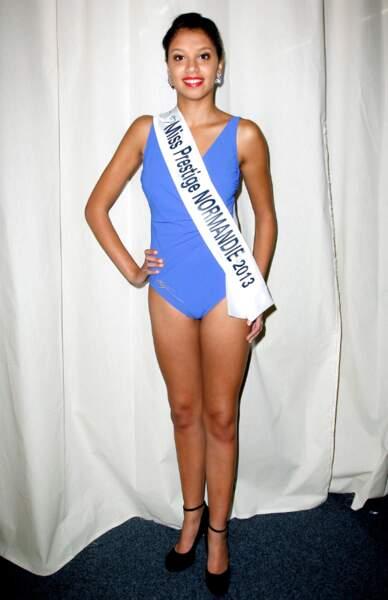 Marjorie Steiner, Miss Prestige Normandie 2013
