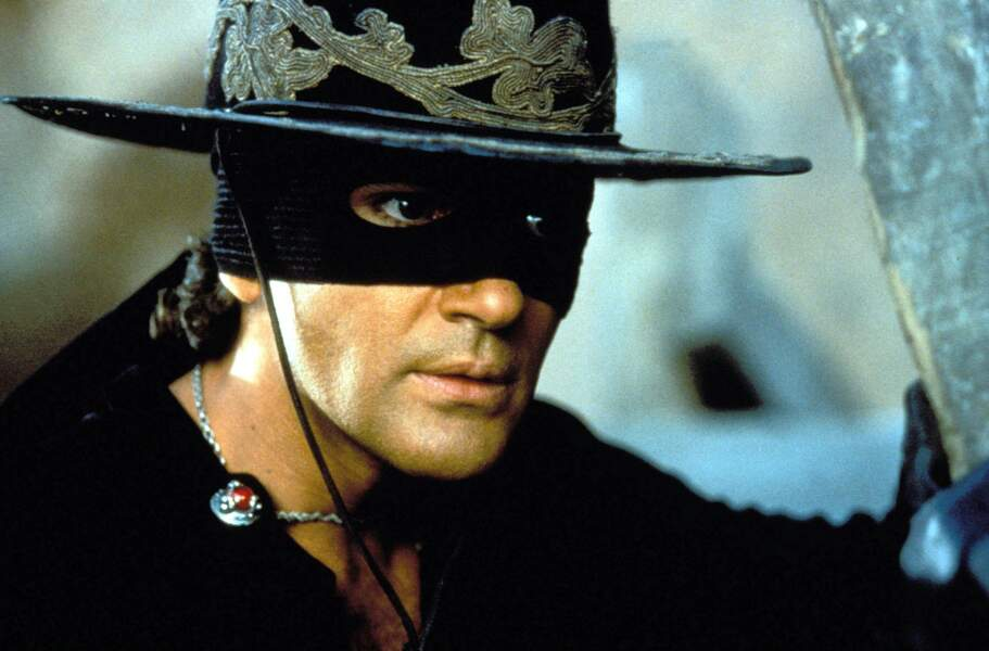 Zorro, le justicier masqué